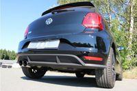 FOX Sportauspuff VW Polo 6R GT und GTI 1.4l 103/110/132kW - 2x90 Typ 14 Bild 4