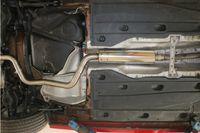 FOX Sportauspuff Komplettanlage Audi A3 8V 3-Türer S-Line 1.8l 132kW - 2x80 Typ 25 Bild 7