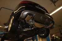 FOX Duplex Sportauspuff Audi A3 8V Sportback 1.4l TFSI 90/92/103/110kW - 160x90 Typ 38 rechts/links Bild 4