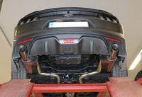 FOX Duplex Sportauspuff Ford Mustang Coupe & Cabrio 2,3l 231kW 5,0l 310kW - 1x100 Typ 25 rechts/links Bild 8
