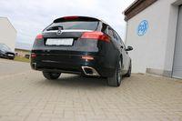 FOX Duplex Sportauspuff Opel Insignia OPC Sports Tourer 2.8l 239kW Bild 2