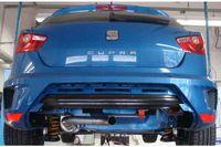 FOX Sportauspuff Seat Ibiza Cupra 6J 1.4l 132kW - 1x55 Typ 10 (nicht sichtbar) Bild 3