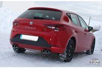 FOX Sportauspuff Seat Leon 5F 1,8l 132kW 2,0l TDI 135kW - 2x80 Typ 16 rechts/links Bild 3