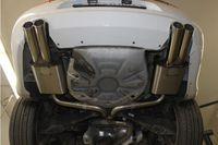 FOX Duplex Sportauspuff Skoda Superb 3T - 2x80 Typ 16 rechts/links Bild 4