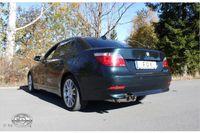 FOX Sportauspuff BMW E60/61 540i 545i 4,0l 225kW 4,4l 245kW - 2x90 Typ 25 Bild 8