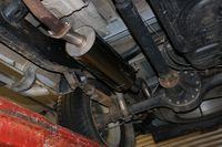 FOX Sportauspuff Ford Ranger 2011-08/2015  4x4 2.2l D 92/110kW 3.2l D 147kW Doppelkabine Sidepipe, Ausgang an der rechte Fahrzeugseite hinter dem Hinterrad  - 2x115x85 Typ 38   Bild 7