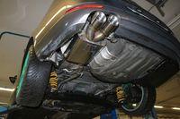 FOX Sportauspuff Seat Leon 5F ST - Starre Hinterachse - 2x90 Typ 25 Bild 7