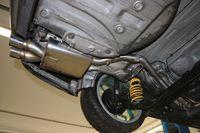 FOX Sportauspuff Seat Leon 5F ST - Starre Hinterachse - 2x90 Typ 25 Bild 9