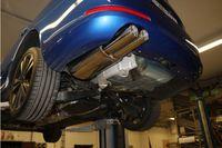 FOX Sportauspuff Skoda Octavia Typ 1Z RS 2,0l RS 147kW 2,0l TDI 125kW - 2x76 Typ 17 Bild 7