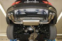 FOX Duplex Sportauspuff BMW X4 F26 - 35d 3,0l D 230kW - 2x90 Typ 17 rechts/links Bild 2
