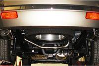 FOX Duplex Sportauspuff Jeep Grand Cherokee WH 3,0l CRD 160kW - 140x90 Typ 32 rechts/links Bild 5