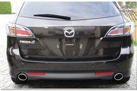 FOX Duplex Sportauspuff Mazda 6 Typ GH Benzin - 115x85 Typ 38 rechts/links Bild 3