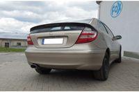 Fox Sportauspuff Mercedes C-Klasse Sportcoupe CL203 1,8l 105kW - 160x80 Typ 53 Bild 4
