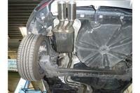 FOX Sportauspuff Renault Megane 3 - 2x80 Typ 17 Bild 7