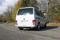 FOX Sportauspuff Komplettanlage VW Bus T4 2x63 Typ 28 Dieseloptik Bild 7