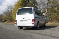 FOX Sportauspuff Rennsportanlage VW Bus T4 2x63 Typ 28 Dieseloptik Bild 7