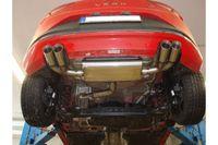 FOX Sportauspuff Komplettanlage Seat Leon 5F 1,8l 132kW 2,0l TDI 135kW - 2x80 type 25 rechts/links Bild 3