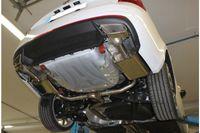 FOX Duplex Rennsportanlage Skoda Octavia 5E RS 2.0l TSI 162kW ab 2013 - für originale Endrohre Bild 3