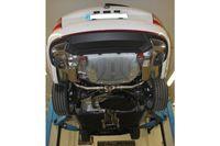 FOX Duplex Rennsportanlage Skoda Octavia 5E RS 2.0l TSI 162kW ab 2013 - für originale Endrohre Bild 4