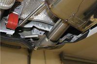 FOX Duplex Rennsportanlage Skoda Octavia 5E RS 2.0l TSI 162kW ab 2013 - für originale Endrohre Bild 8