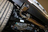 FOX Duplex Sportauspuff inkl. Flexstück Smart Forfour 453 0.9l 66kW 1.0l 45/52kW - 78x75 Typ 70 rechts/links Bild 6