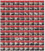 FRIEDRICH MOTORSPORT Duplex Sportauspuff 76mm Audi A4 B8 (8K) Frontantrieb & Quattro ab Bj. 09/2007 Limousine - Endrohrvariante frei wählbar