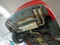 FOX Duplex Sportauspuff Audi S3 8V + Cabrio 2x106x71 Typ 44  Bild 6