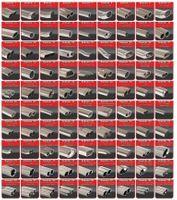 FRIEDRICH MOTORSPORT 70mm Sportauspuff BMW 1er F20/F21 ab Bj. 01/2015 3-/5-Türer 116i 80kW / 118i 100kW ohne Ottopartikelfilter - Endrohrvariante frei wählbar