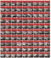 FRIEDRICH MOTORSPORT 76mm Duplex Komplettanlage BMW 4er F32 / F33 / F36 Bj. 07/2013-03/2015 Coupe / Cabrio / Gran Coupe 418d 105/110kW / 420d/420dx 135kW (nur für N47 Motoren) - Endrohrvariante frei wählbar