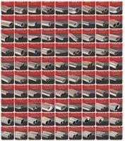 FRIEDRICH MOTORSPORT Gruppe A Komplettanlage Citroen DS3 ab Bj. 11/2012 1.2l VTi 82 60kW - Endrohrvariante frei wählbar