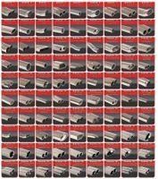 FRIEDRICH MOTORSPORT Duplex Sportauspuff Ford C-Max DXA ab Bj. 2010 2.0l TDCI 85/103/110/120KW - Endrohrvariante frei wählbar