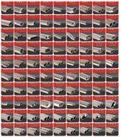 FRIEDRICH MOTORSPORT 76mm Duplex Komplettanlage Audi Q5 8R Quattro Bj. 2008-04/2014 3.0l TDI 176/180kW - Endrohrvariante frei wählbar