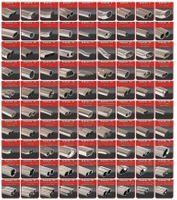 FRIEDRICH MOTORSPORT 76mm Duplex Sportauspuff mit Klappensteuerung Audi TT 8S Quattro ab Bj. 07/2014 Coupe & Roadster 2.0l TFSI 169kW - Endrohrvariante frei wählbar
