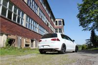 FOX Duplex 70mm Duplex Sportauspuff VW Golf 7  4-Motion 2.0l TDI 110kW - 1x100 Typ 16 rechts/links Bild 4