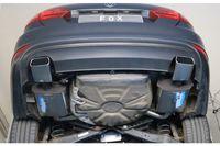 FOX Duplex Sportauspuff VW Jetta 6 - 145x65 Typ 59 rechts/links Bild 8