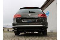 FOX Duplex Sportauspuff VW Passat 365  4-Motion 2.0l TDI 125kW - 1x100 Typ 16 rechts/links  Bild 2