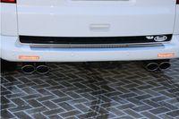 FOX Duplex Sportauspuff VW Bus T5 / T6 - 2x115x85 Typ 32 rechts/links Bild 7