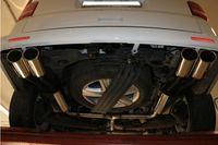 FOX Duplex Sportauspuff VW Bus T5 / T6 - 2x115x85 Typ 32 rechts/links Bild 8