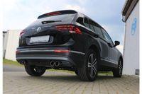 FOX Duplex Sportauspuff VW Tiguan 2 Benzin  4motion 2.0l 132kW - 2x90 Typ 12 rechts/links