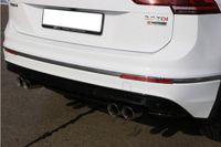 FOX 70mm Duplex Sportauspuff VW Tiguan 2 Diesel - 4motion 2.0l TDI 110/140kW - 2x80 Typ 25 rechts/links Bild 7