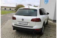 FOX Endrohrpaar zum Anstecken für den originalen Sportauspuff VW Touareg Typ 7P 3.0l TDI 150/165/176/180kW - 1x114 Typ 25 rechts/links Bild 3