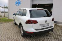 FOX Endrohrpaar zum Anstecken für den originalen Sportauspuff VW Touareg Typ 7P 3.0l TDI 150/165/176/180kW - 1x114 Typ 25 rechts/links