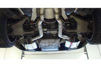 FOX 80 mm Duplex Sportauspuff BMW F01 760i 6.0l 400kW - 2x63 Typ 14 rechts/links Bild 4
