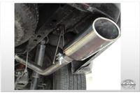 FOX Endrohrsystem Dodge Nitro - 140x90 Typ 32 Bild 4