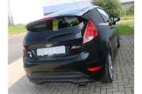 FOX Sportauspuff Ford Fiesta 7 - Black/ Red Edition 1.6l 99kW - 145x65 Typ 59 Bild 2