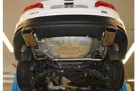 FOX Duplex Sportauspuff Ford Focus 3 Ecoboost 1.0l 74/92kW - 145x65 Typ 59 rechts/links Bild 7