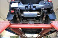 FOX 70mm Duplex Sportauspuff Hummer H3 5.3l 224kW - 1x100 Typ 25 rechts/links Bild 3