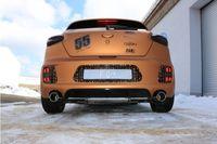 FOX Duplex Sportauspuff Kia Pro Cee`d GT 1.6l 150kW - 1x100 Typ 12 rechts/links Bild 6