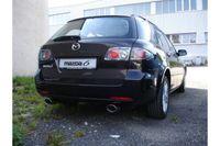 FOX Duplex Sportauspuff Mazda 6 Facelift 2.0l 108kW 2.3l 122kW - 115x85 Typ 32 rechts/links Bild 4