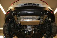 FOX Duplex Sportauspuff Mazda CX3 Benzin - DK AWD 2.0l 110kW - 1x100 Typ 16 rechts/links Bild 9